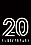 創業20年